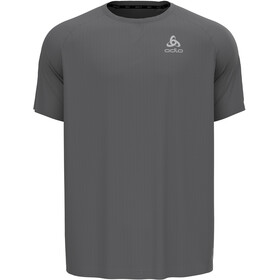 Odlo Essential Chill-Tec T-Shirt S/S Crew Neck Men, steel grey